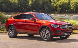 Mercedes-Benz GLC300 4Matic AMG Line Coupe 2019 года (NA)